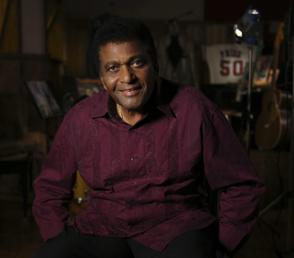 Charley Pride, the 'Jackie Robinson of country music,' dies at 86 of COVID-19