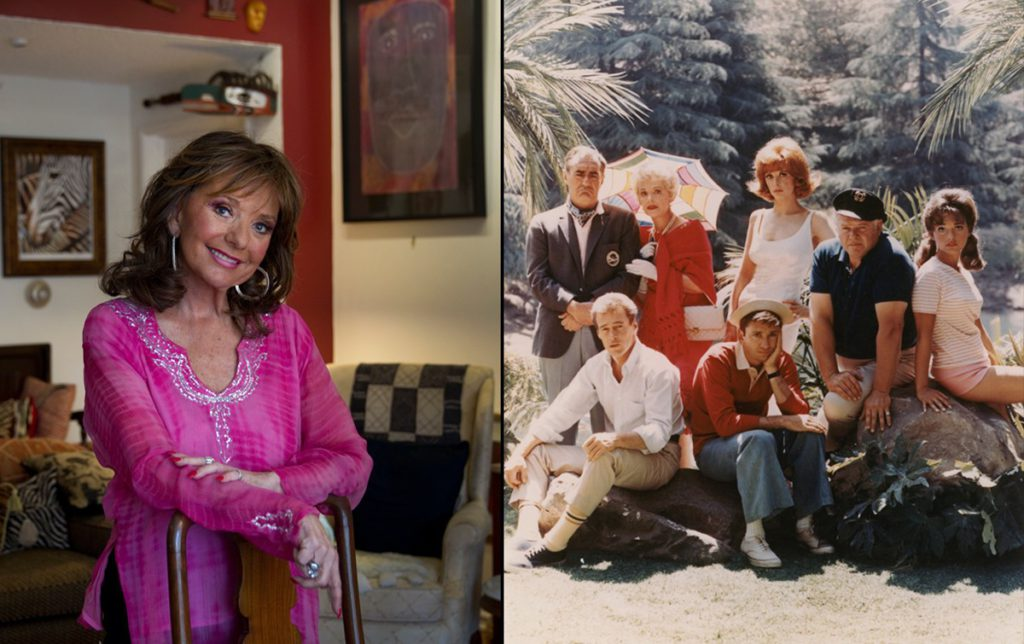 Dawn Wells, who played Mary Ann on 'Gilligan's Island,' dies of COVID-19 at 82
