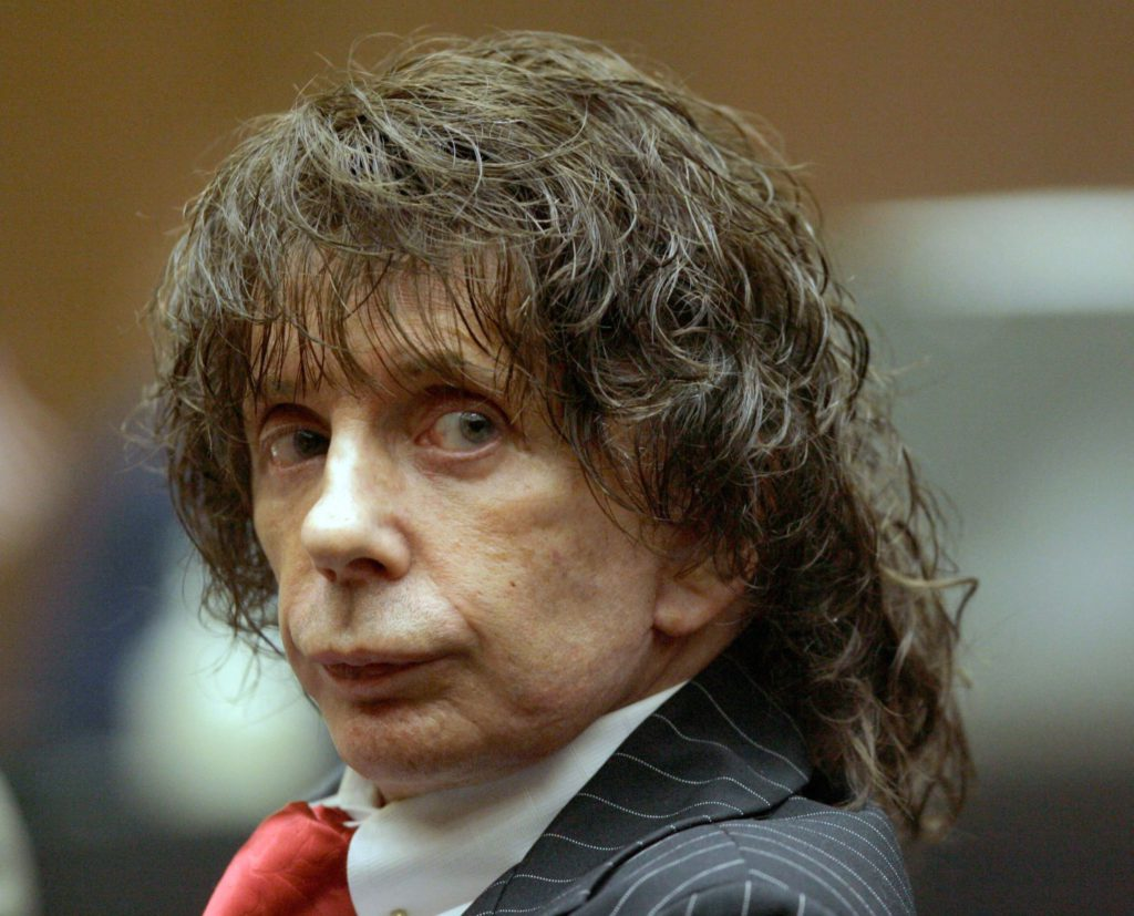 Phil Spector, music producer convicted of murder, dies at 81 after contracting COVID-19