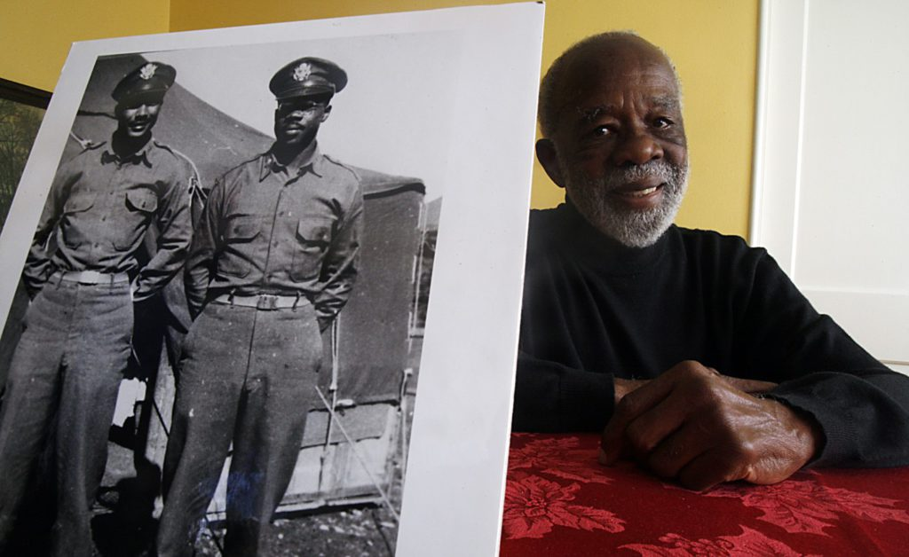 Theodore 'Ted' Lumpkin dies at 100; member of the WWII Tuskegee Airmen