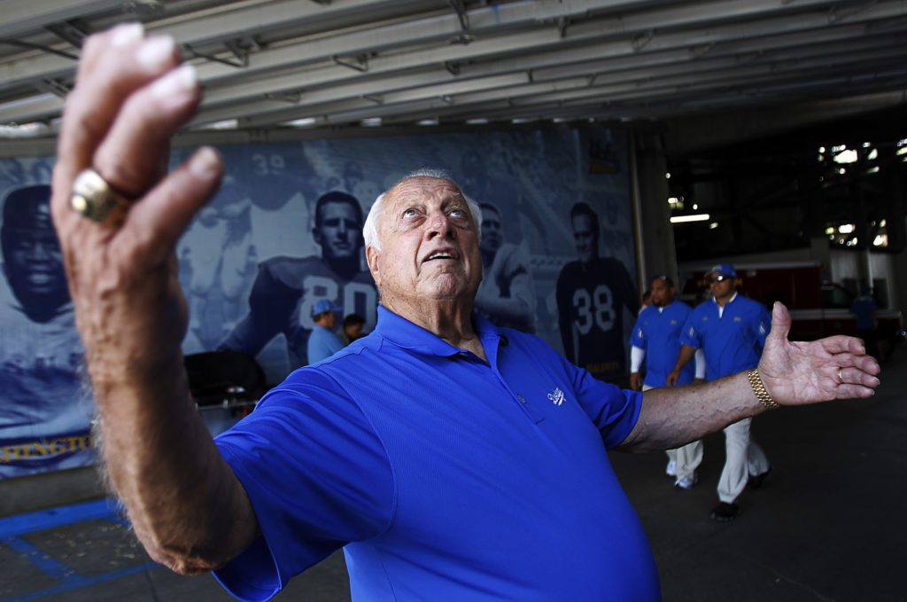 Hernández: Tommy Lasorda was proudest of outlasting every one of his Dodgers contemporaries