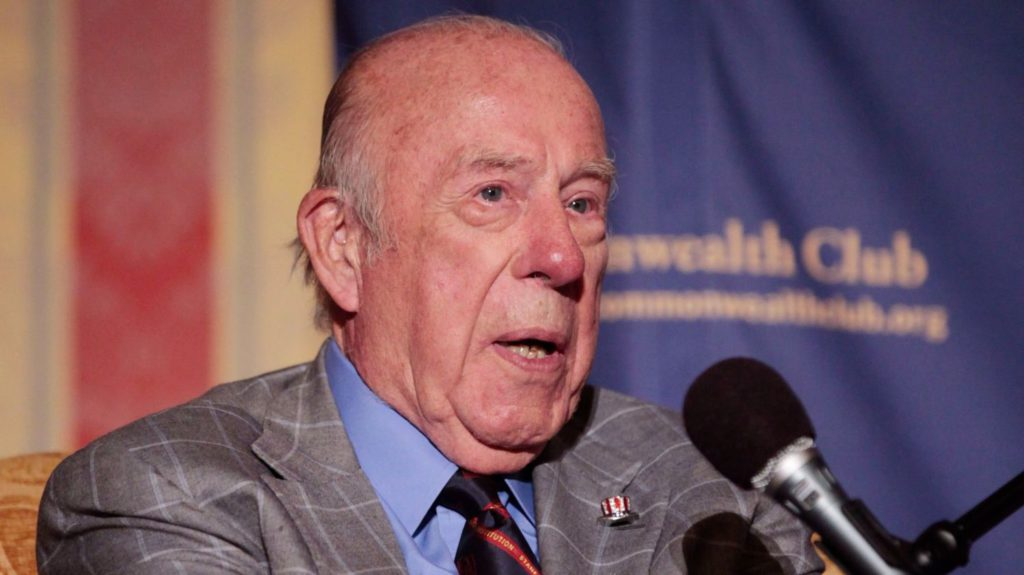 George Shultz, secretary of State who shaped foreign policy in the Cold War, dies at 100