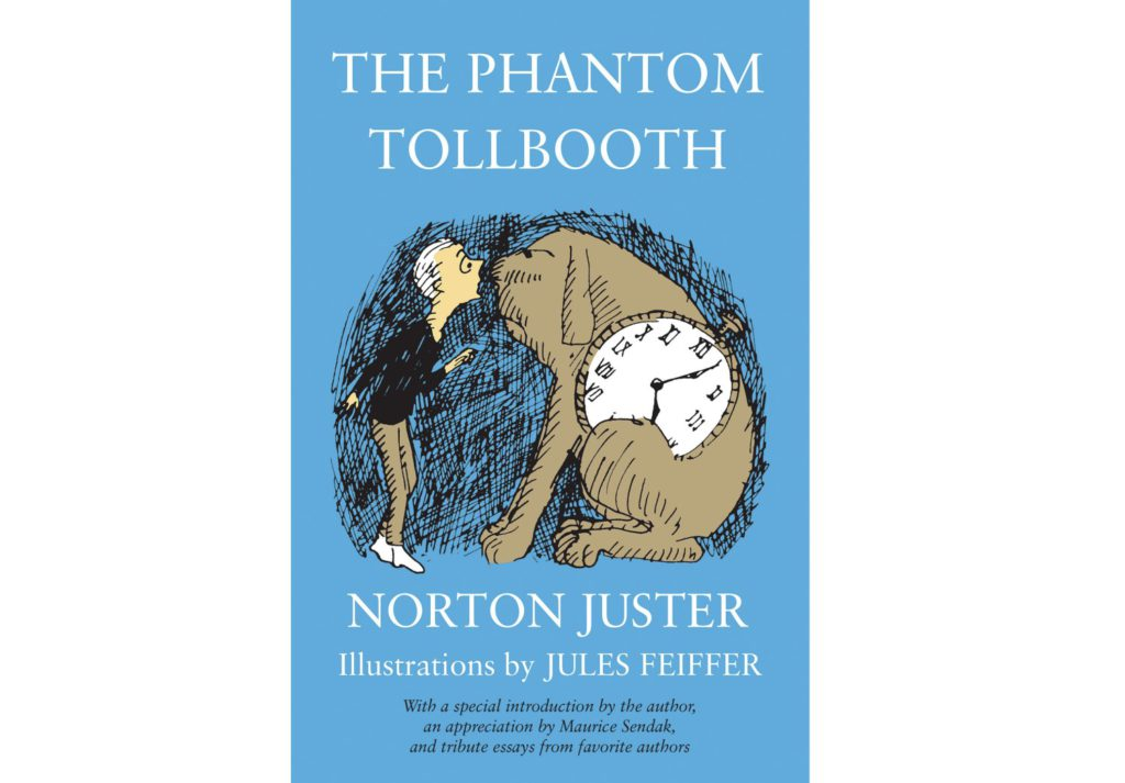 Norton Juster, 'The Phantom Tollbooth' author, dead at 91