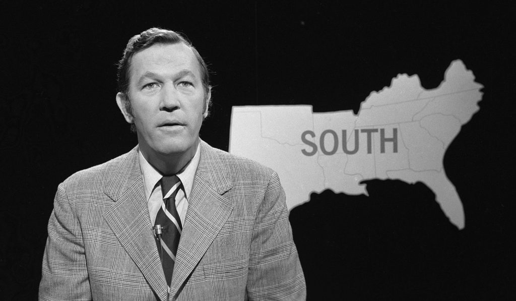 Roger Mudd, TV news star for CBS and NBC, dies at 93