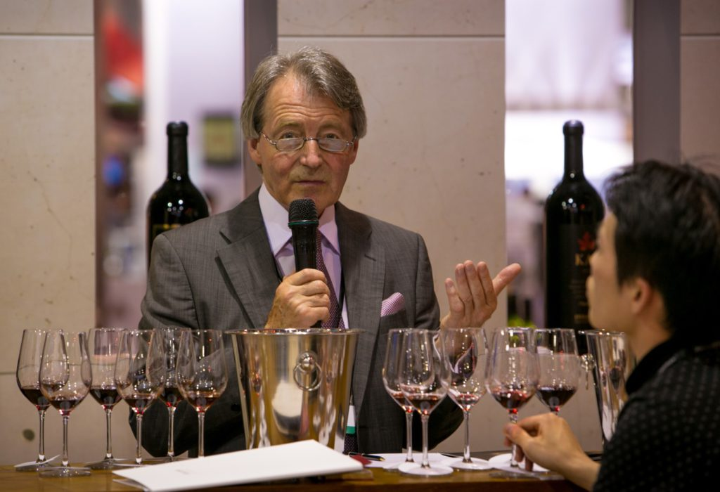 Steven Spurrier, vintner who turned the world on to Napa Valley wines with a single tasting, dies