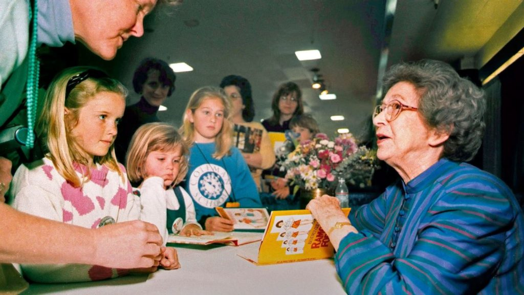 Beverly Cleary, beloved and prolific author of children's books, dies at 104