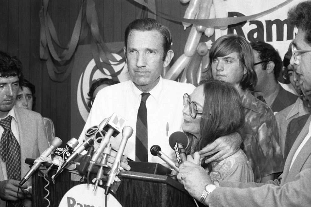 Ramsey Clark, attorney general under President Lyndon B. Johnson, dies at 93