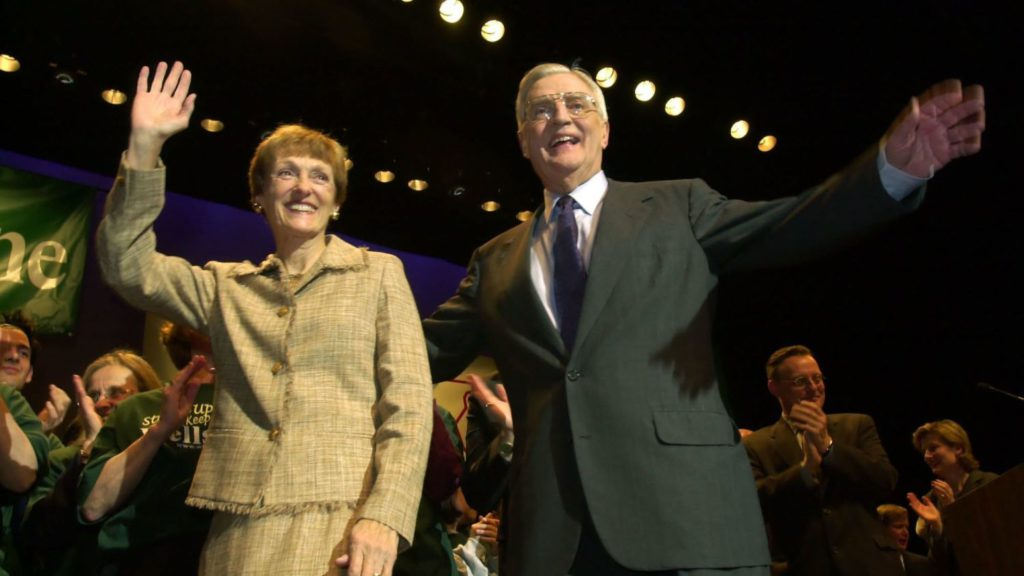 Walter Mondale, former vice president and presidential nominee, dies at 93