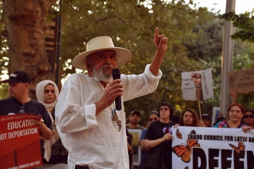 Al Rojas, staunch defender of farmworkers and prominent member of UFW, dies