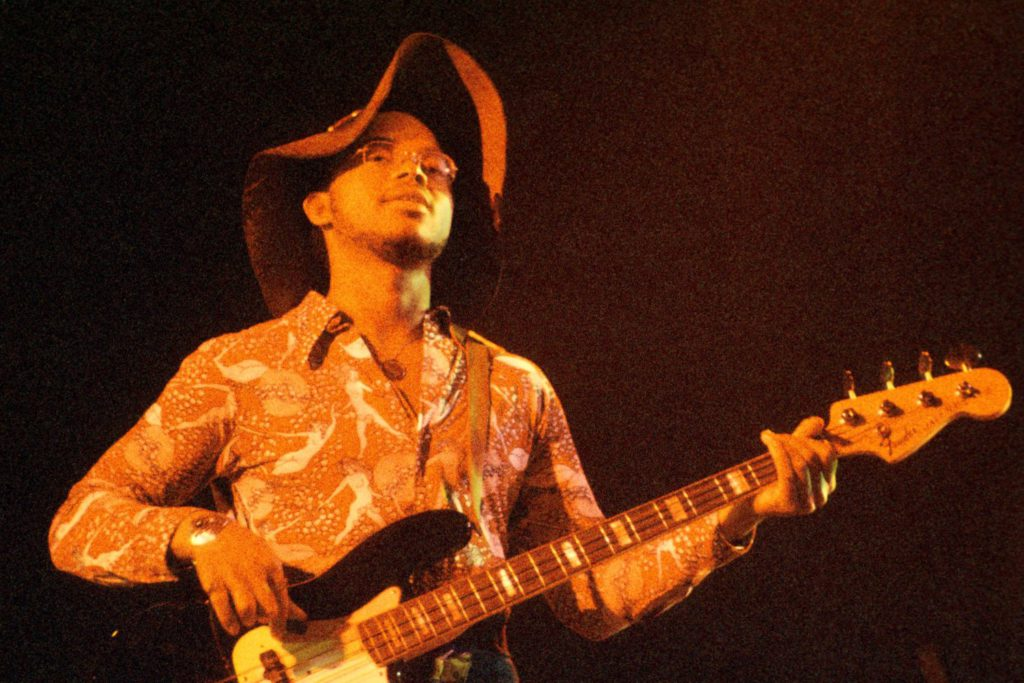 B.B. Dickerson, bassist and co-founder of Southern California band War, dies at 71