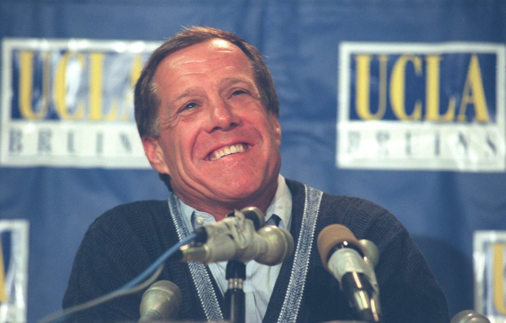 Terry Donahue, the winningest coach in UCLA football history, dies at 77
