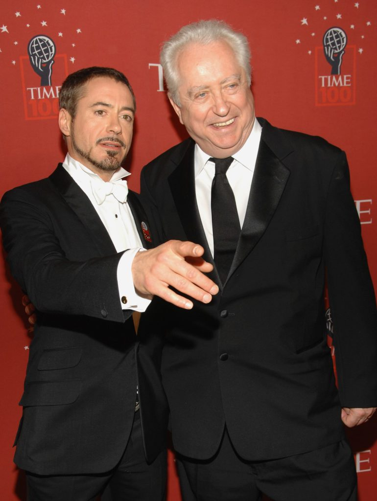 Robert Downey Sr., actor and filmmaker, dies at 85 after battle with Parkinson's