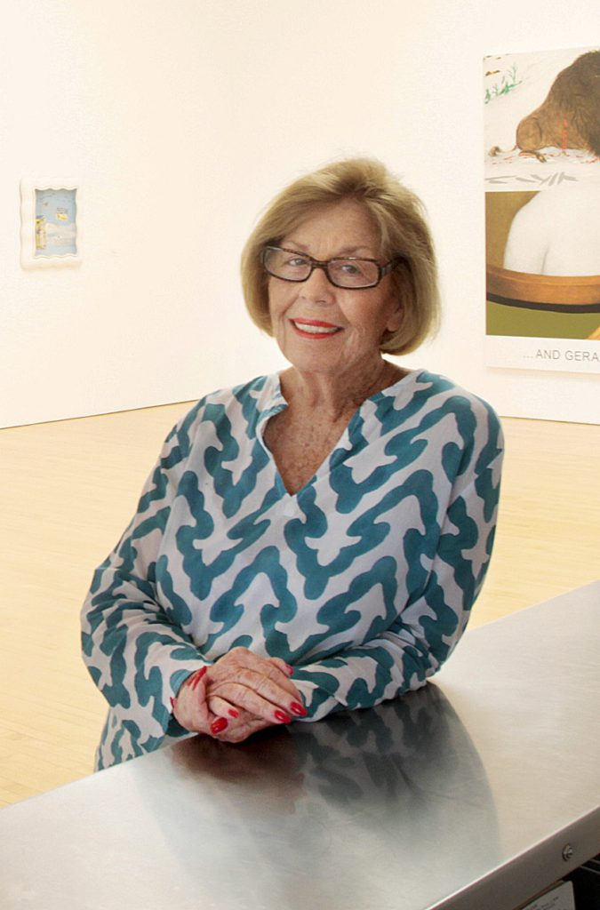 Art dealer Margo Leavin, champion of L.A. and international talent, dies at 85
